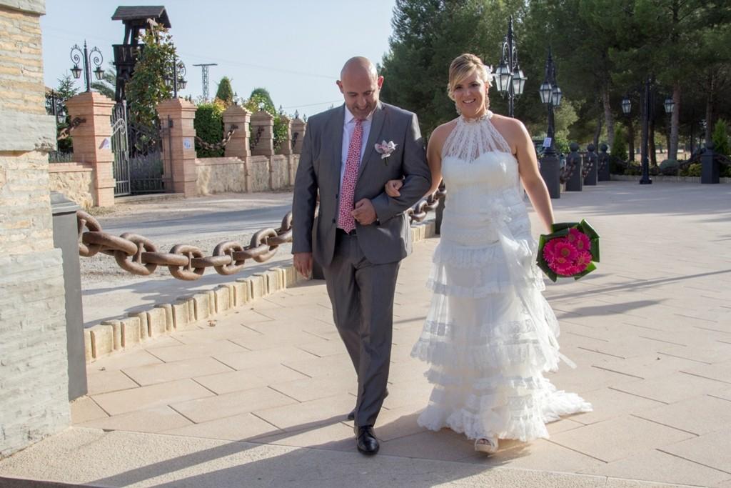 boda valdes pastor vestido trini