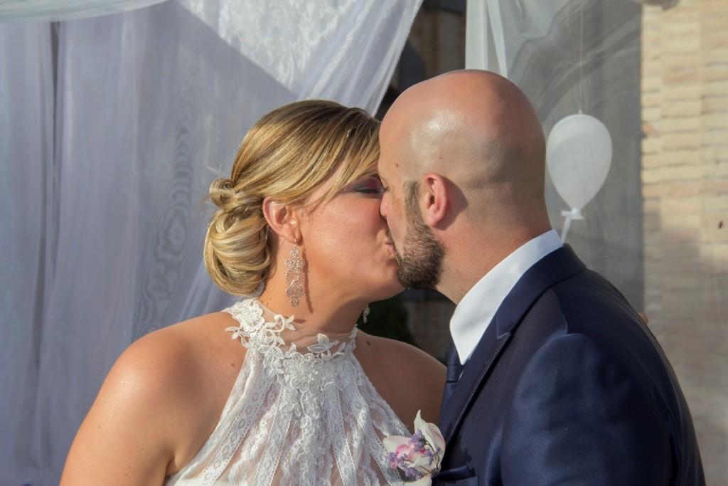 fotos de boda valdes pastor vestido cuello halter escote a medida