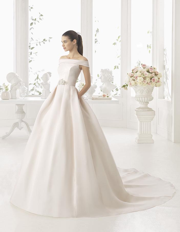 novia corte costura