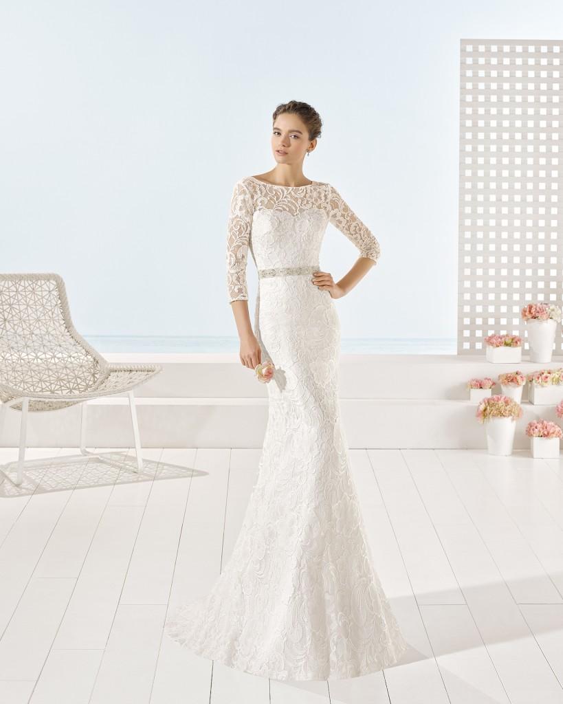 vestido de novia yale valdes pastor beneixama
