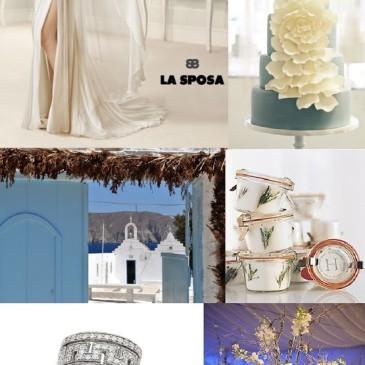 Inspiración boda: diosas griegas