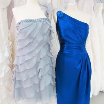 Looks de boda: vestidos con un tirante