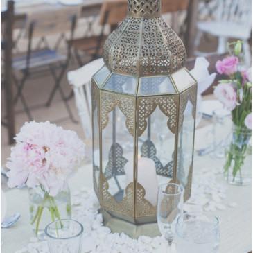 Inspiración para una boda de estilo marroquí