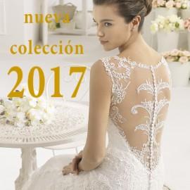 Vestidos de novia Aire Barcelona 2017