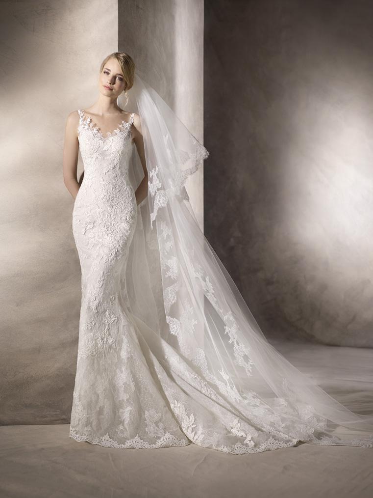 hacine la sposa vestido de novia outlet | valdespastor