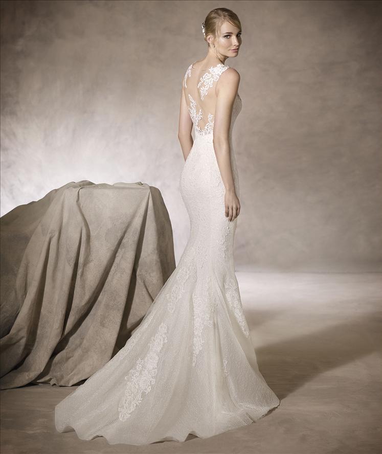 heloise vestido novia outlet la sposa | valdespastor