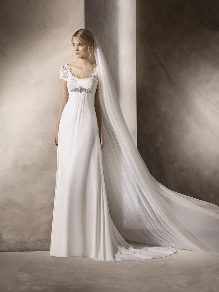 hope vestido de novia la sposa | valdespastor