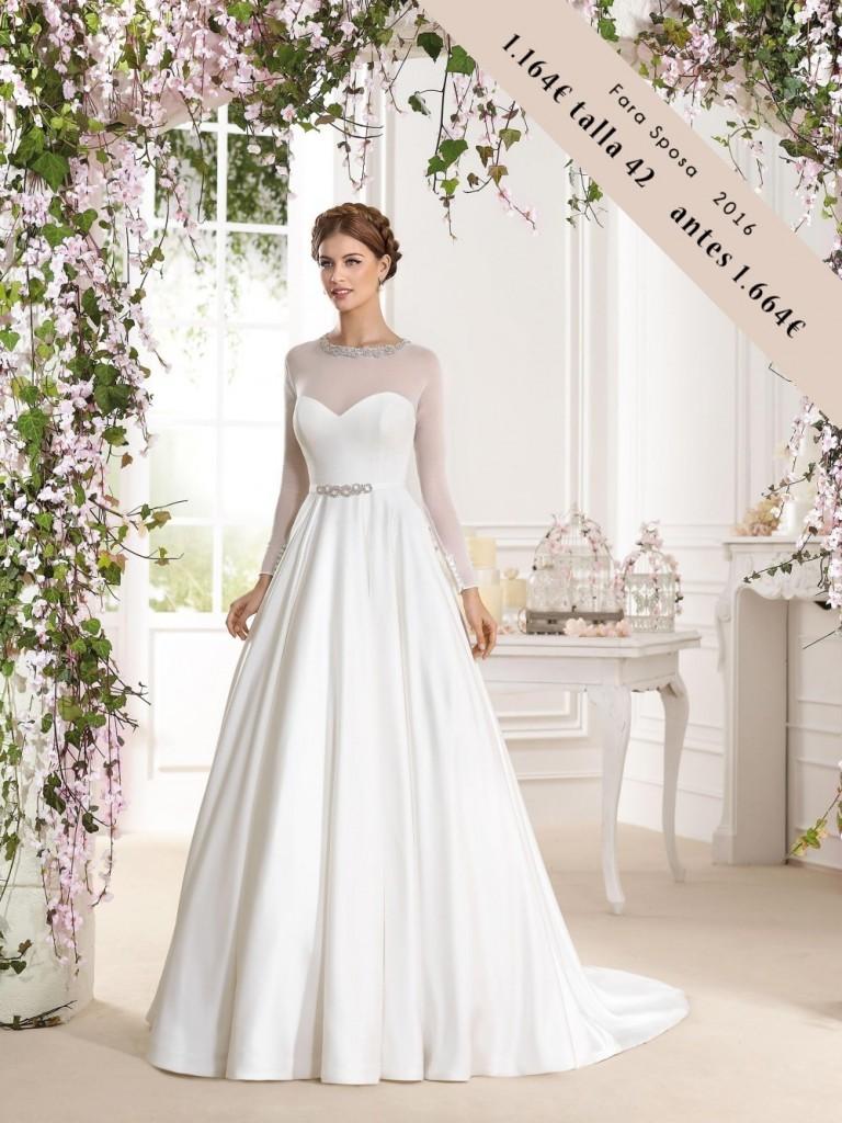 5839 Fara Sposa novia