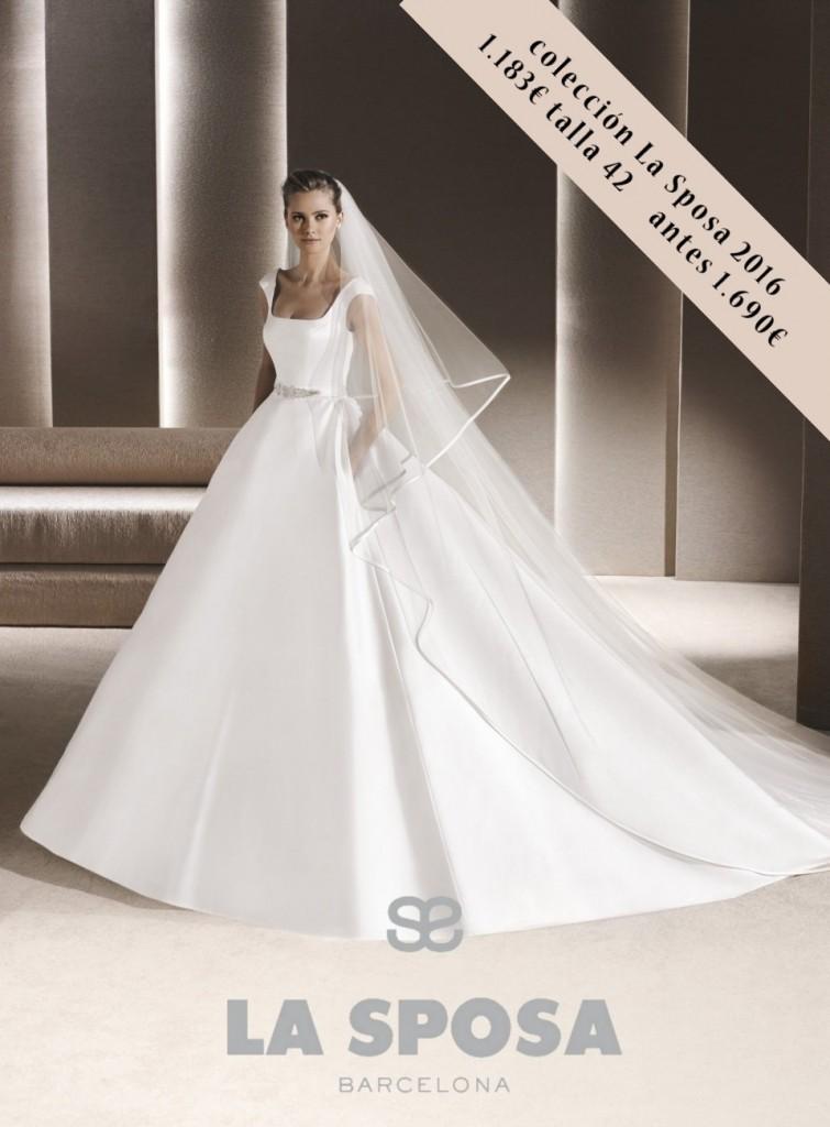 REIMO La Sposa outlet novia