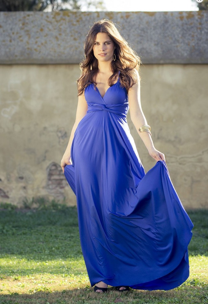 0827032a84 vestido dama de honor Rojo Carmesí
