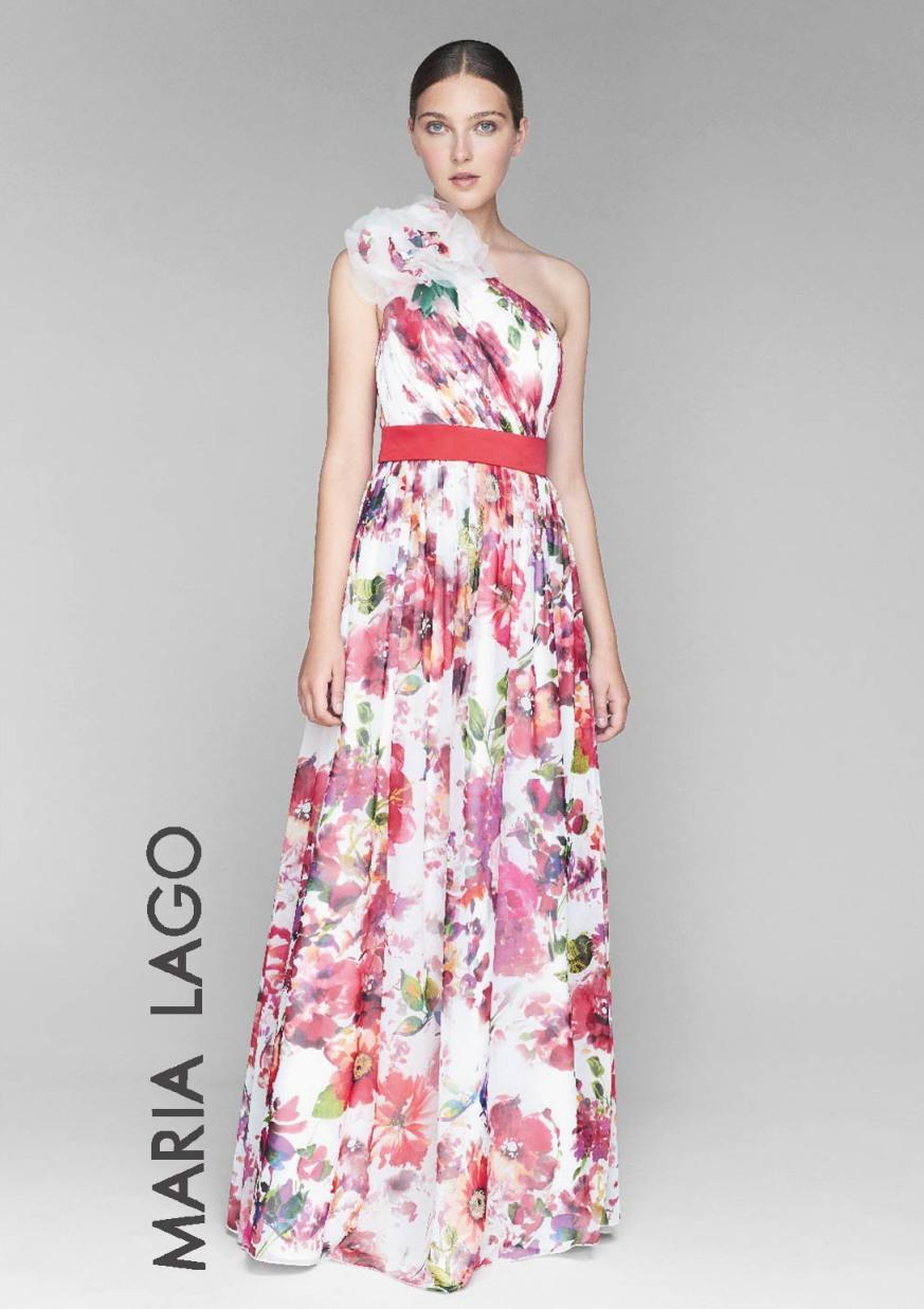 Vestidos de María Lago mod. PV1233 | Valdespastor