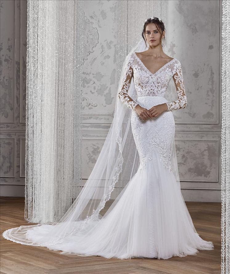 vestido de novia Kadie de St. Patrick Studio