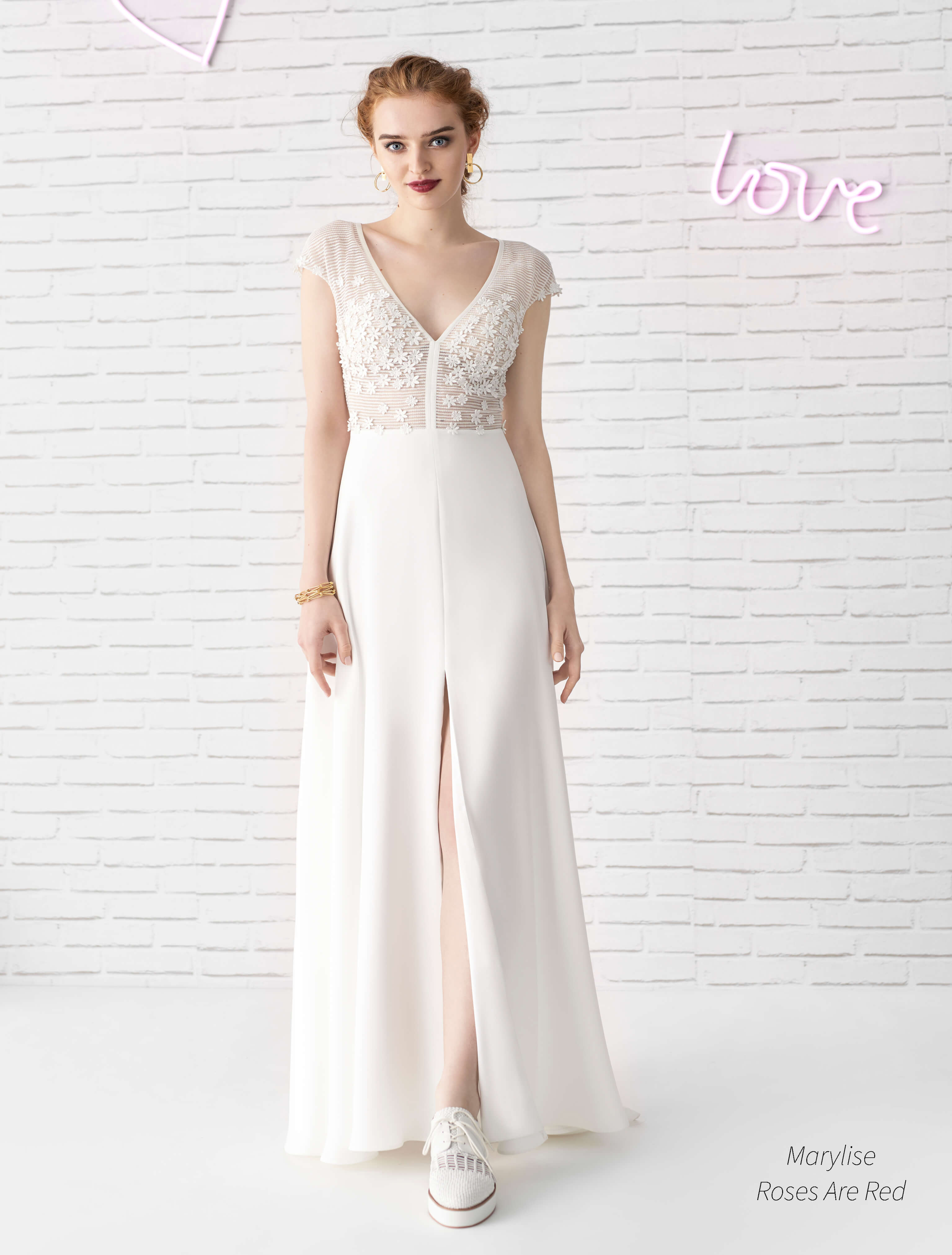 vestido de novia estilo boho chic