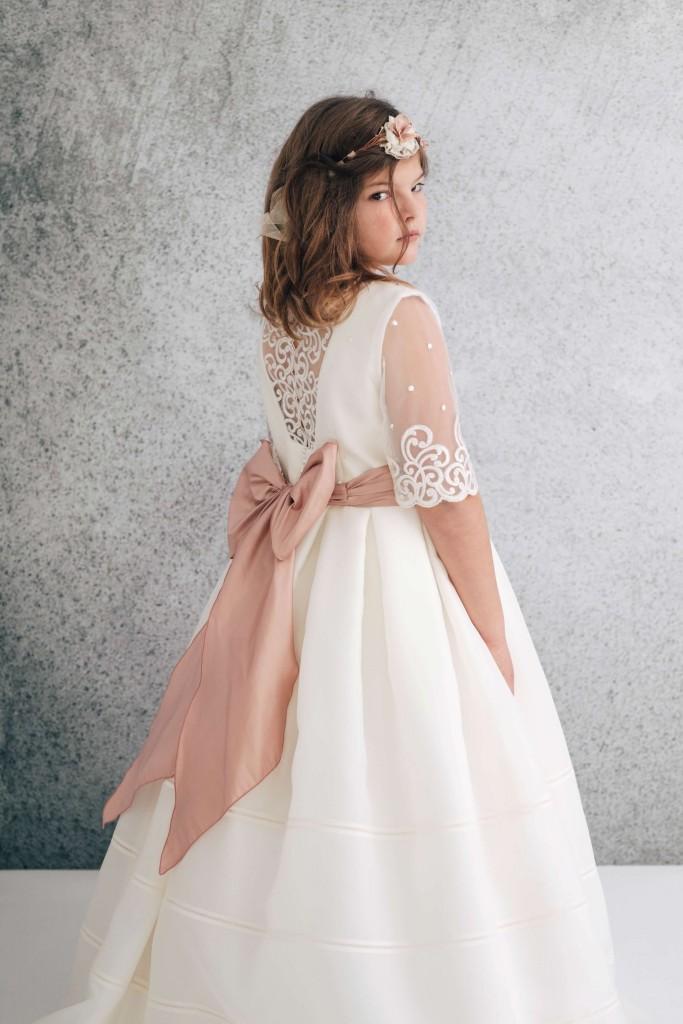 vestidos de comunion a medida