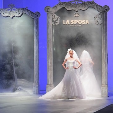 La Sposa 2014: el desfile