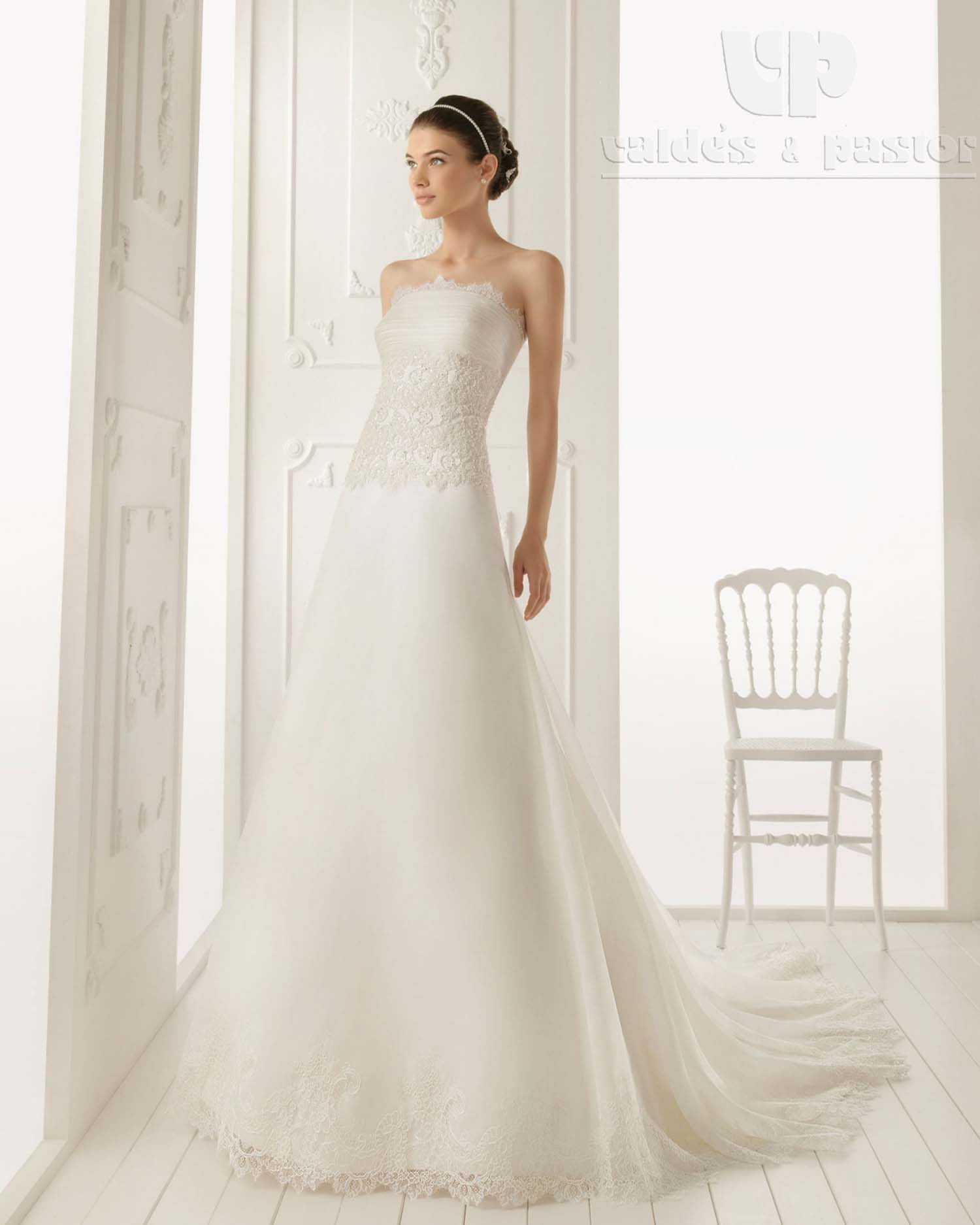 vestido de novia outlet aire