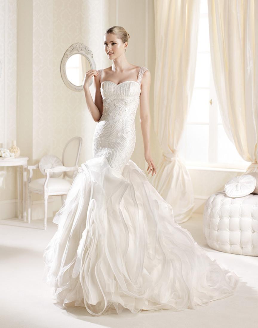 vestido de novia inaudi de la sposa outlet
