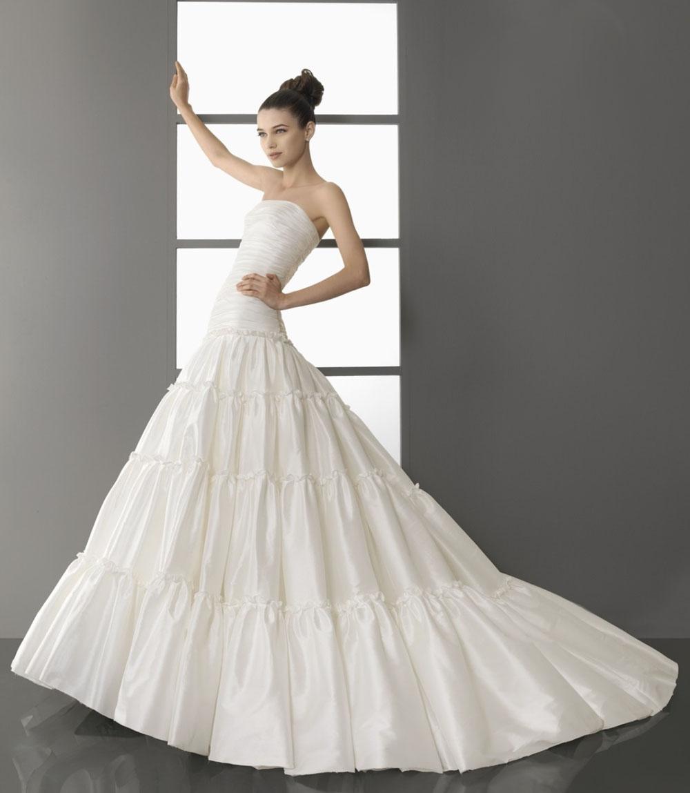 vestido de novia outlet barato