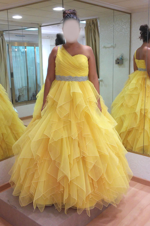 vestido festera