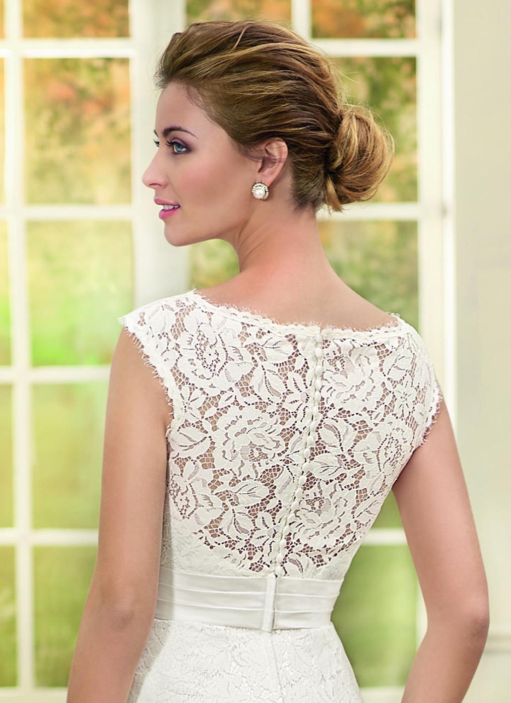 espalda vestido novia fara