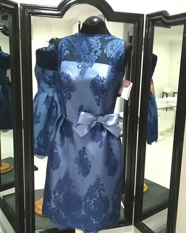 1261 vestido azul