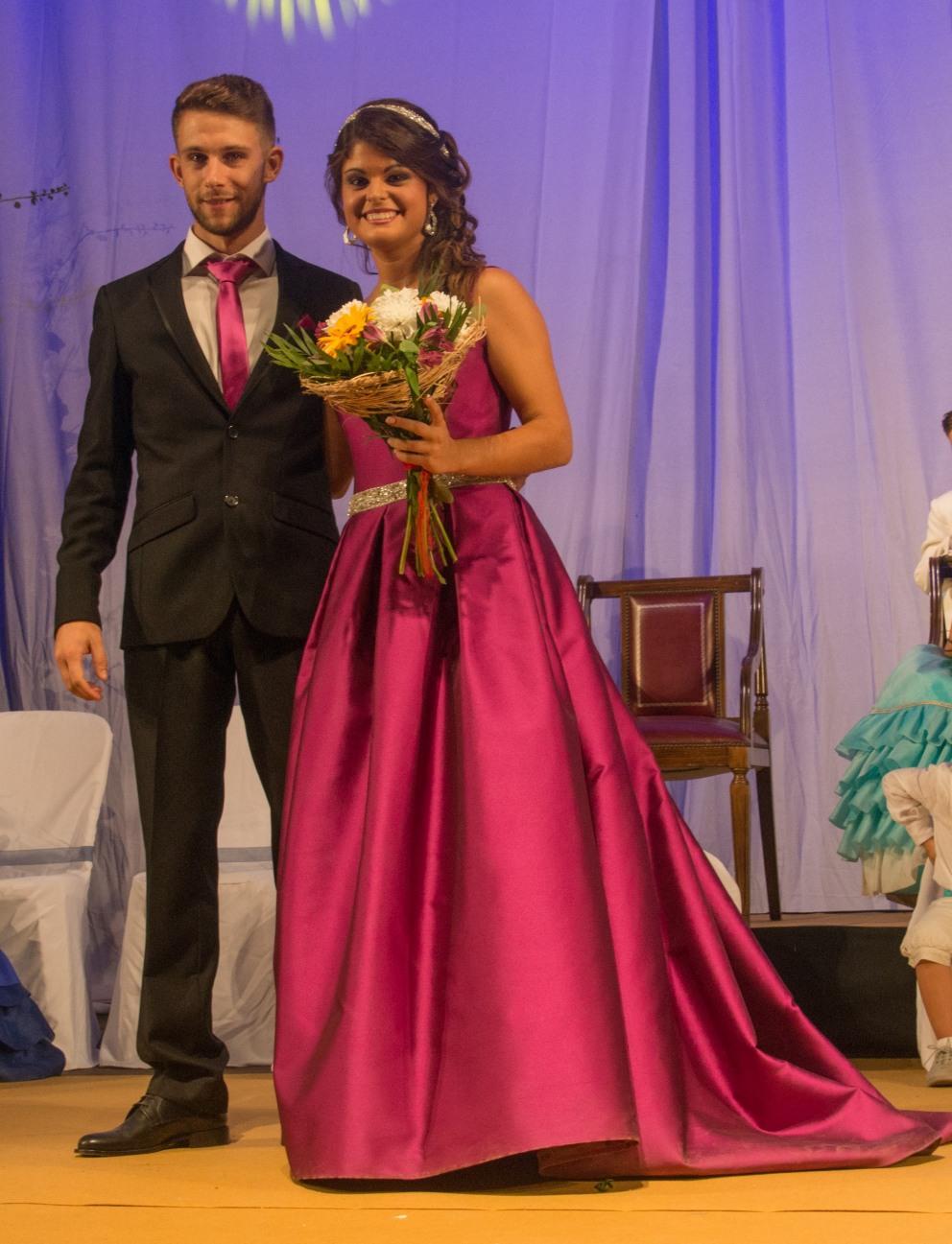vestido de festera