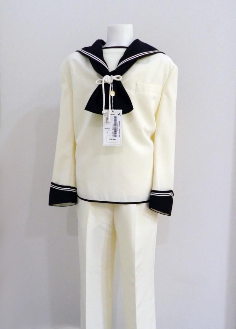 traje comunión marinero con descuento