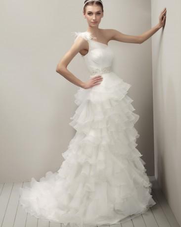 GRIAL vestido novia