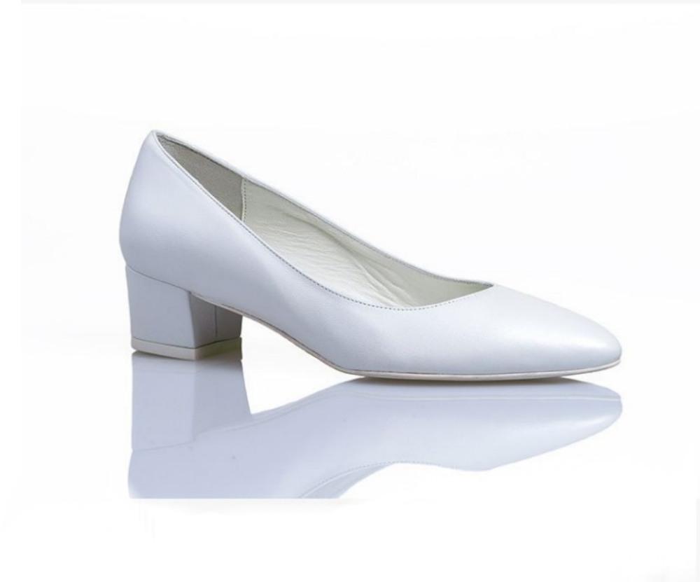 zapatos de novia en piel doriani