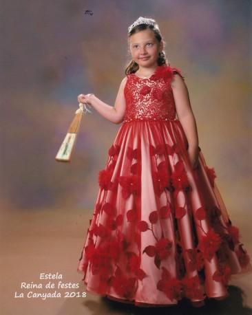 Reina infantil Canyada