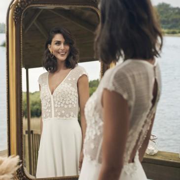 Vestidos de novia Marylise y Rembo Styling