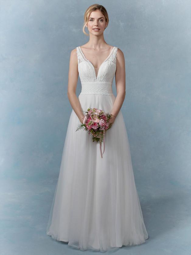 Vestido de novia de la colección Gallery de Kenneth Winston