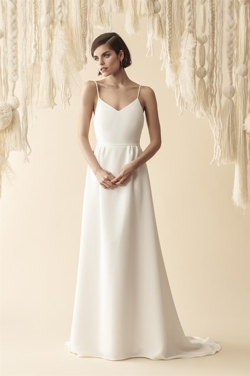 vestido de novia modelo galene