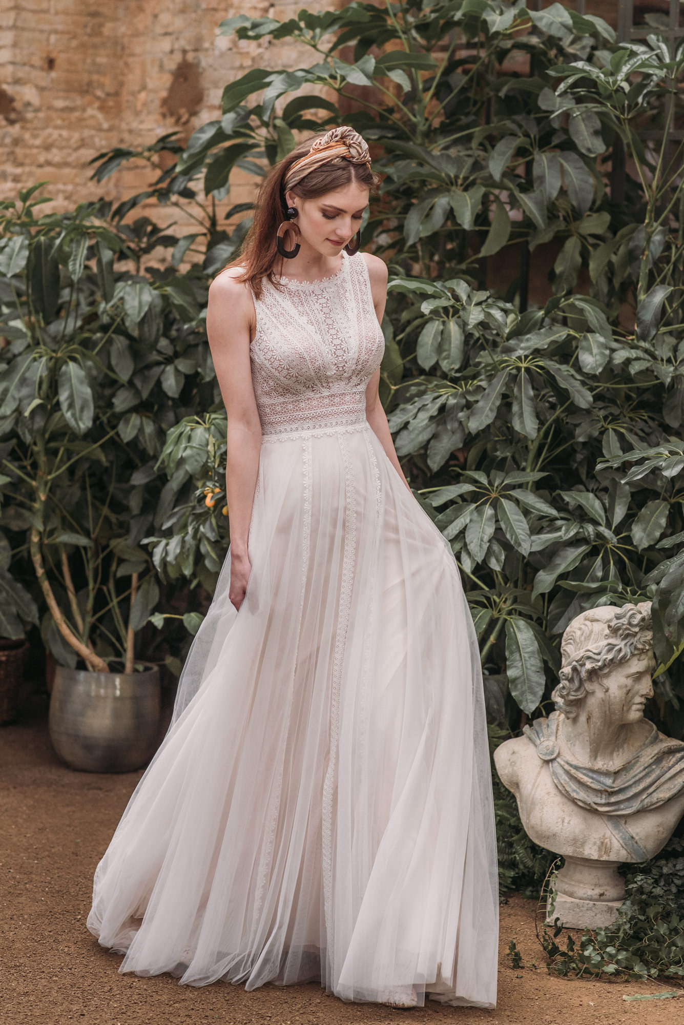 Vestido novia 5817 de fara sposa