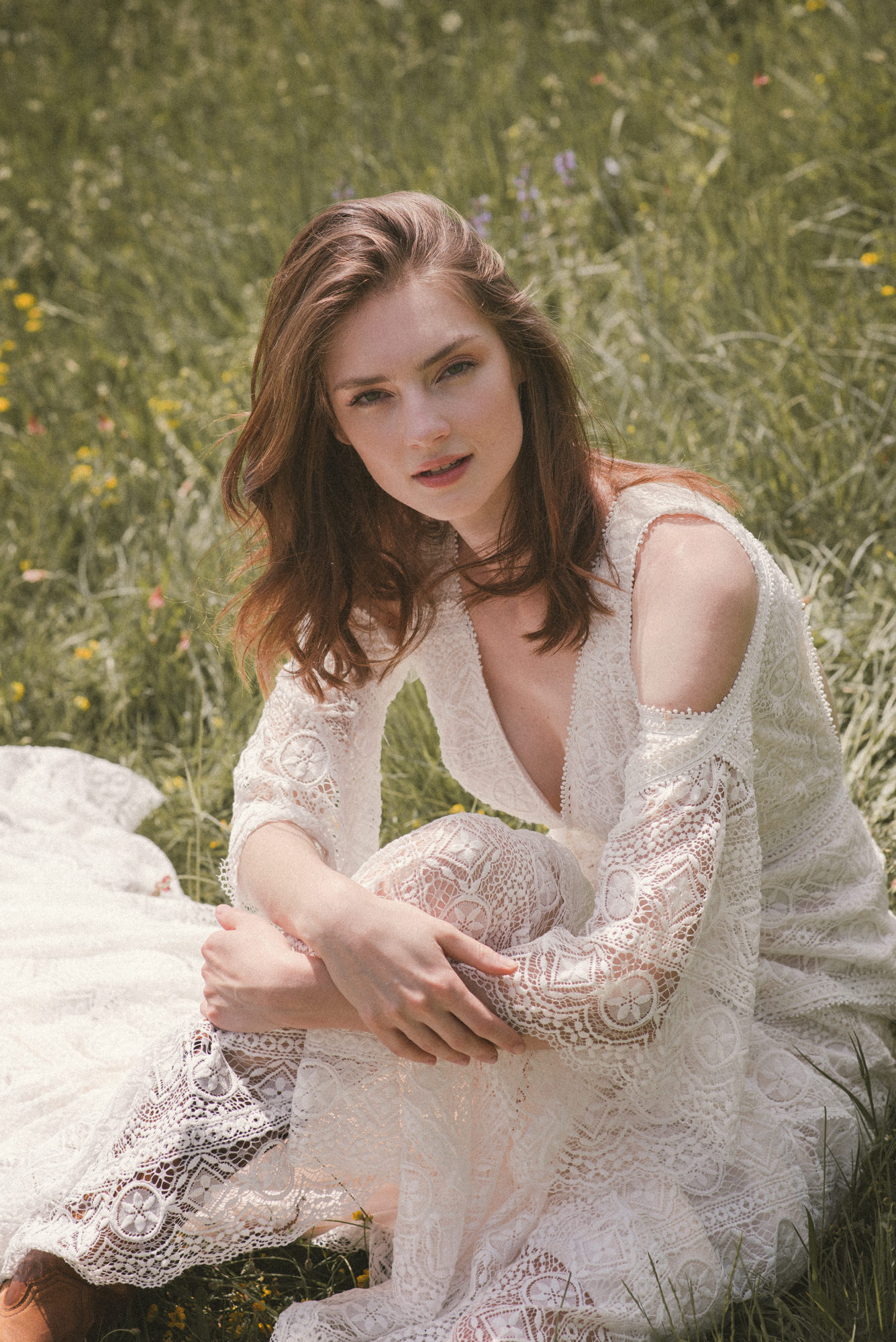 Vestido novia Angie de Novia D´Art