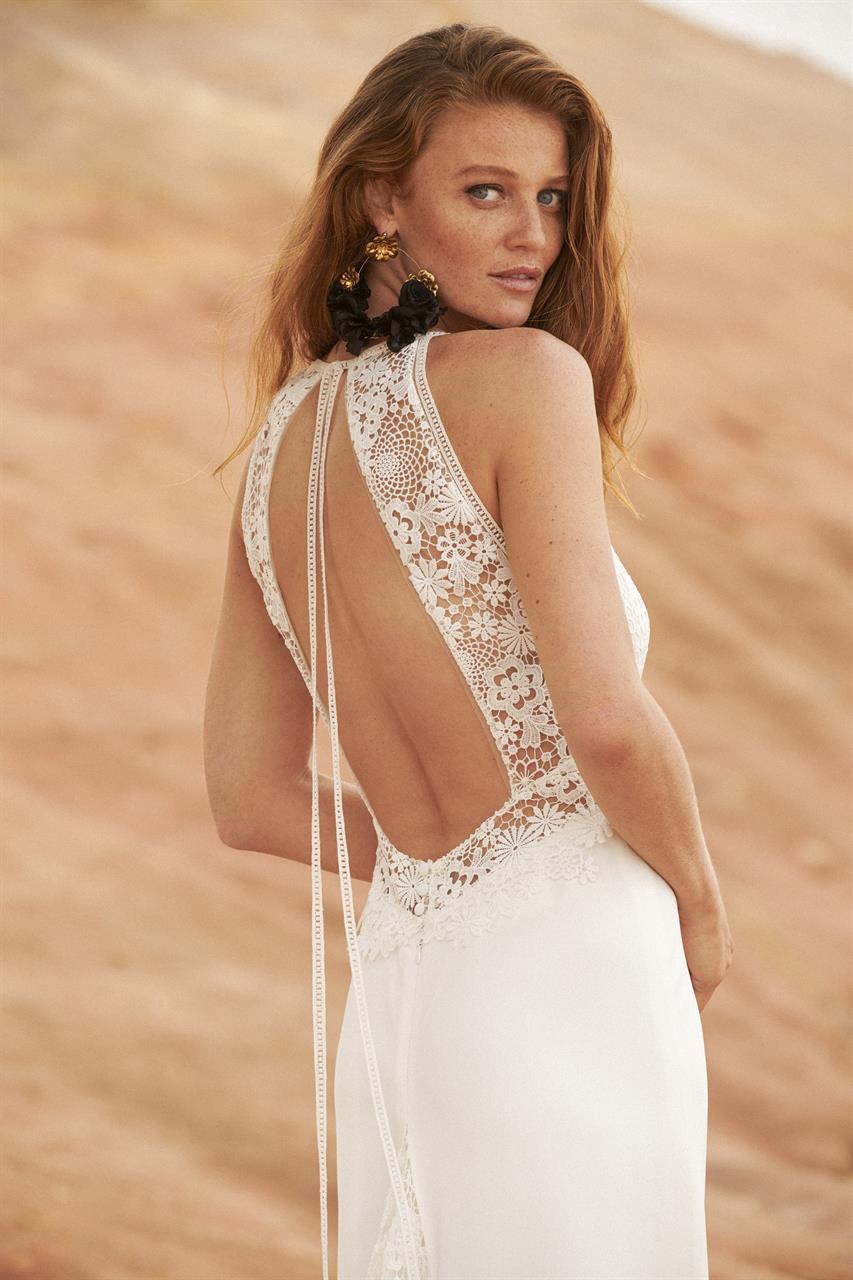 Vestido novia Jour J de Rembo Styling