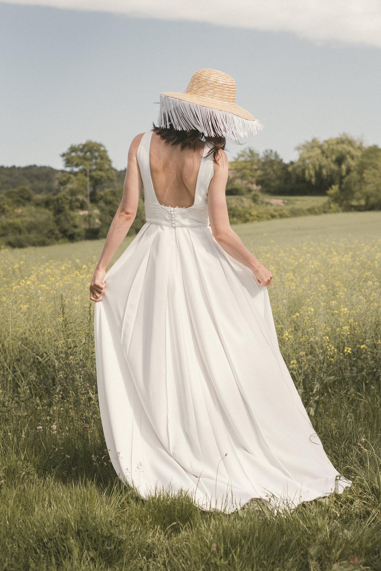 Vestido de novia Uma de Novia D´Art